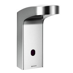 Moen M POWER Electronic With AC Adapter Valve Included Type 150775771 Bathroom Faucets in Canada