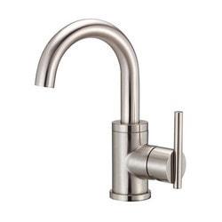 Danze Parma Single Handle With Disc Valve & Single Hole Mount Model 150769501 Bathroom Faucets
