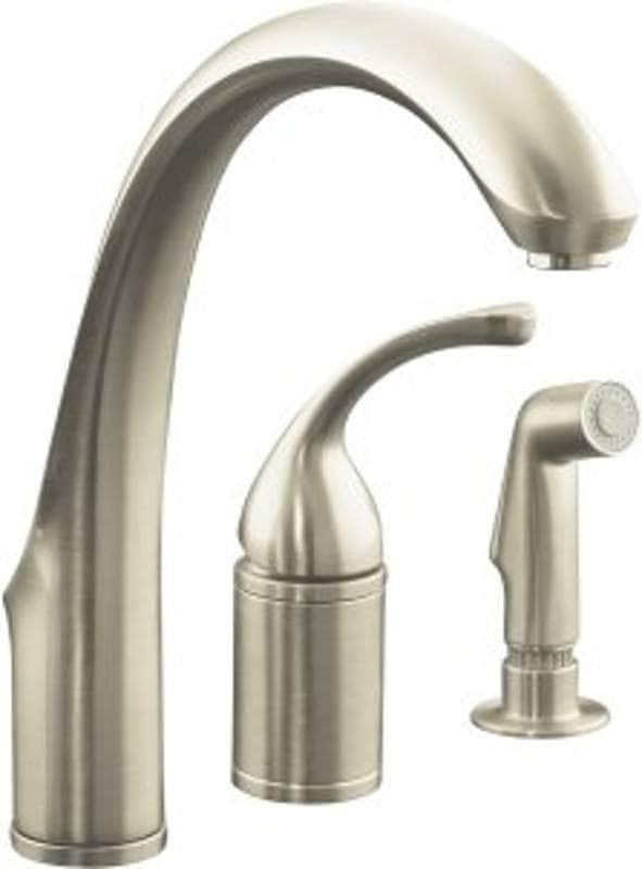 Kohler Forte® 3-Hole Kitchen Sink With Remote Valve And ...
