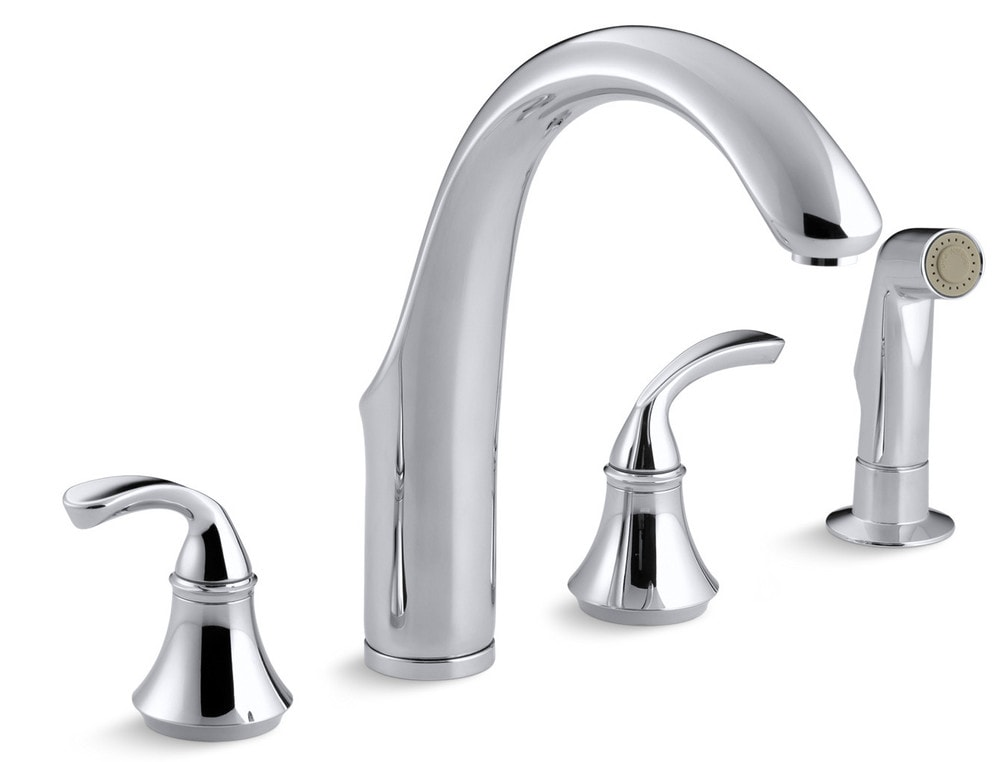 Kohler Faucet Reviews : reviews of kohler forte kitchen faucet blessedsacramentworcester.us