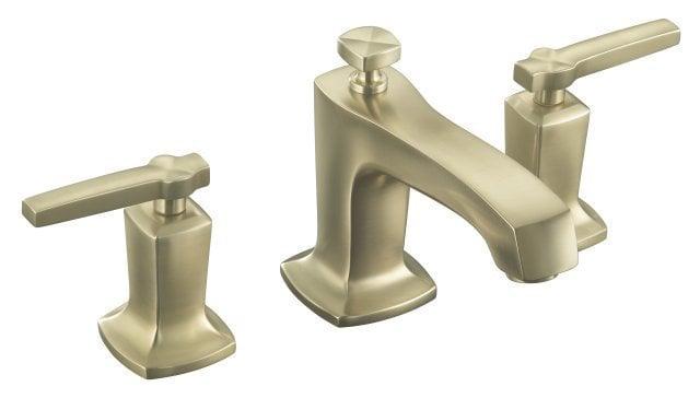 Delta Addison Chrome 2 Handle Widespread Watersense: Kohler Margaux® Widespread With Ultra-Glide Bathroom