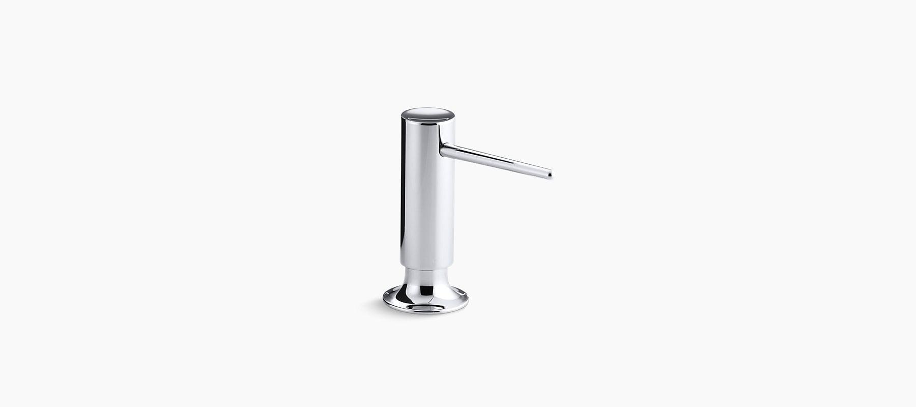 Kohler - Contemporary Design Soap / Lotion Dispenser 151008191