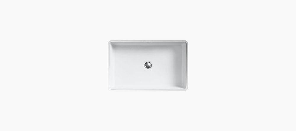 ... Bathroom Bathroom Sinks All Products White / Bathroom Sink / K-2297-0