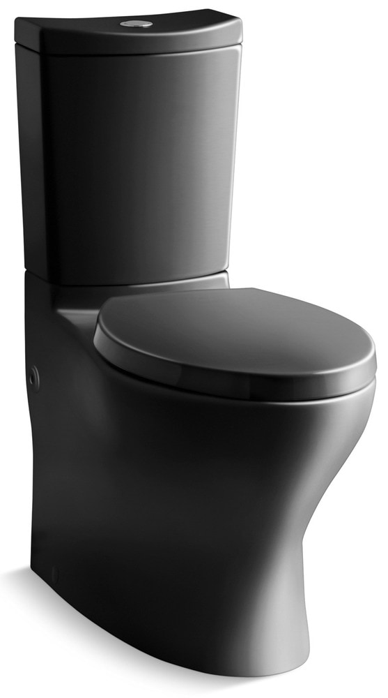 Www Kohler Toilets : Circ Comfort Height Two Piece Dual Flush Toilet Without. KOHLER ...