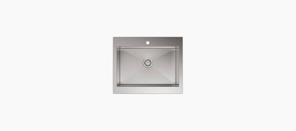 ... Sinks All Products Stainless Steel / Kitchen Sink / K-3935-1-NA