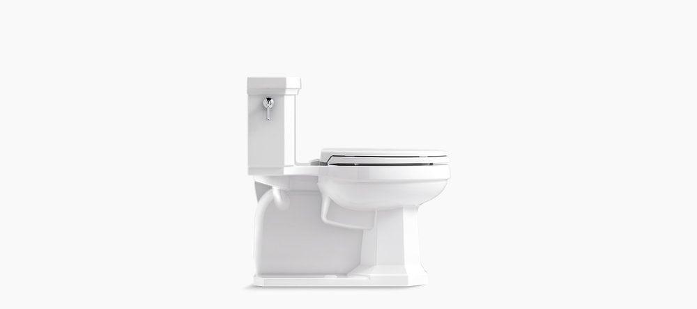 Kohler Kathryn Comfort Height 174 Compact With Aquapiston