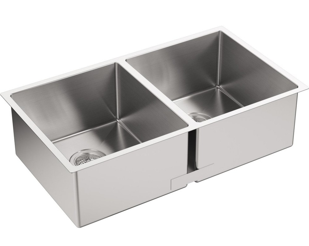 Kohler Strive Sink : ... Sinks Kitchen Sinks All Products Stainless Steel / Kitchen Sink / K