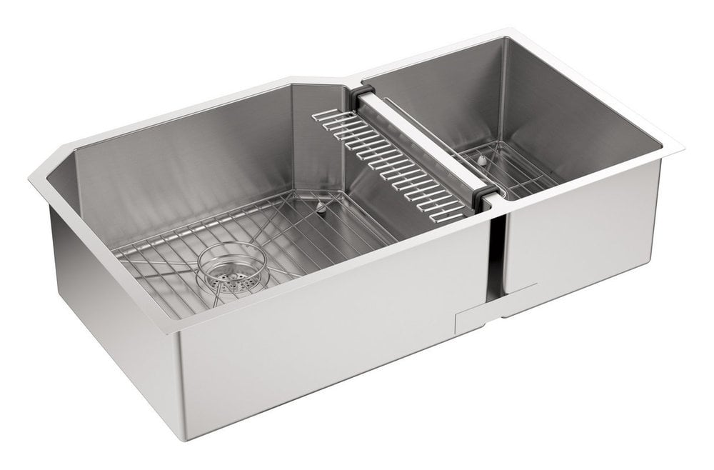 ... Kitchen Sinks All Products Stainless Steel / Kitchen Sink / K-5282-NA