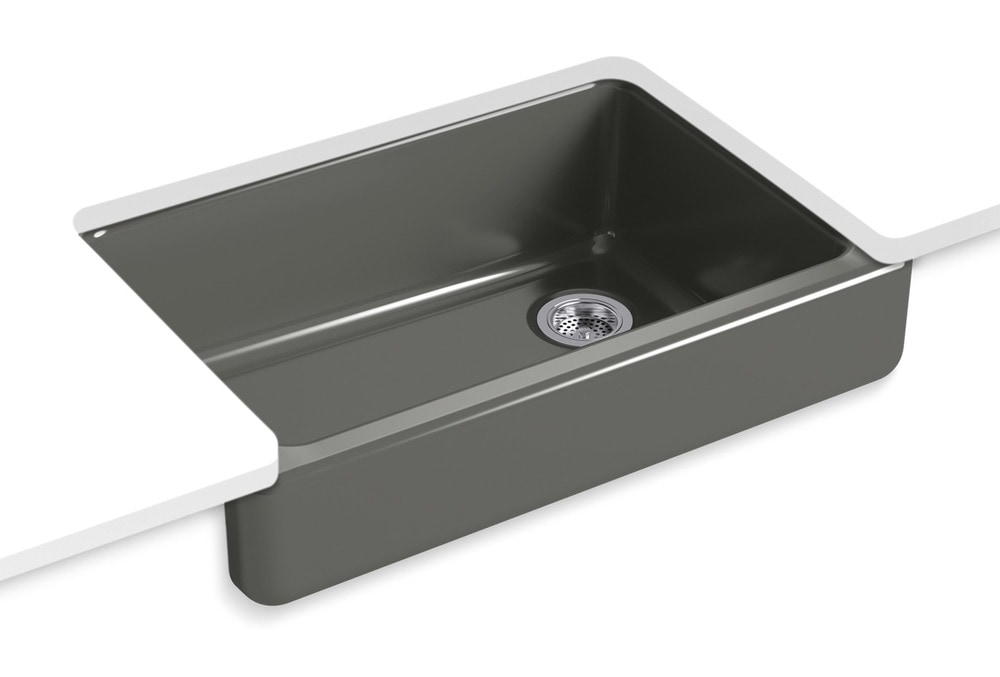 large size of top mount stainless steel farmhouse sink kohle