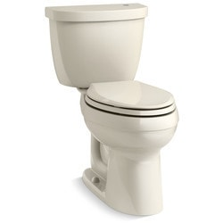 Kohler Cimarron Comfort Height Touchless Type 150712681 Toilets in Canada
