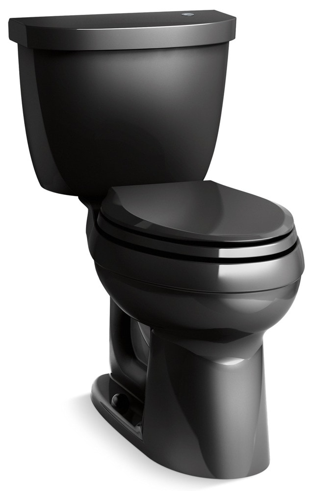 kohler touchless toilet kohler cimarron 174 comfort height 174 touchless two 31459