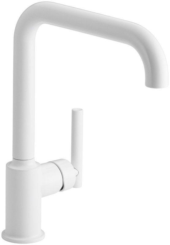 Kohler Purist 174 Single Handle Swing Spout Kitchen Faucet