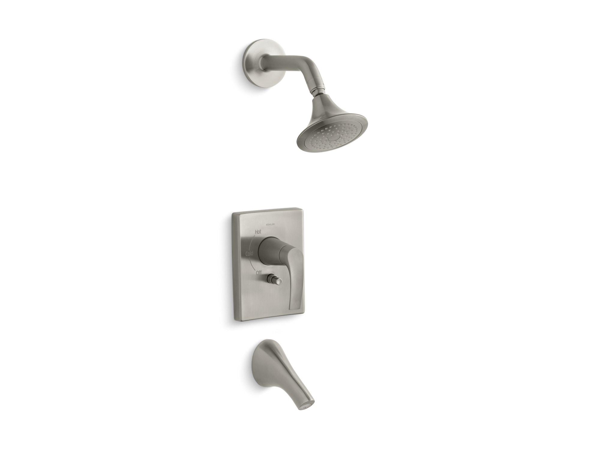 Kohler - Symbol� Single-Handle Trim w/Push-Button Diverter 150853491