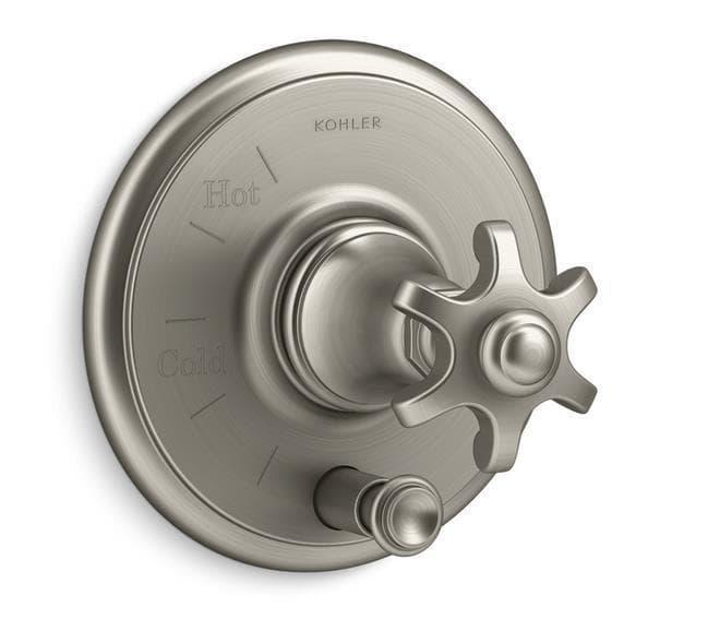 Kohler - Artifacts� ADA Pressure Balanced Shower Valve Trim  Diverter & Handle 151096571