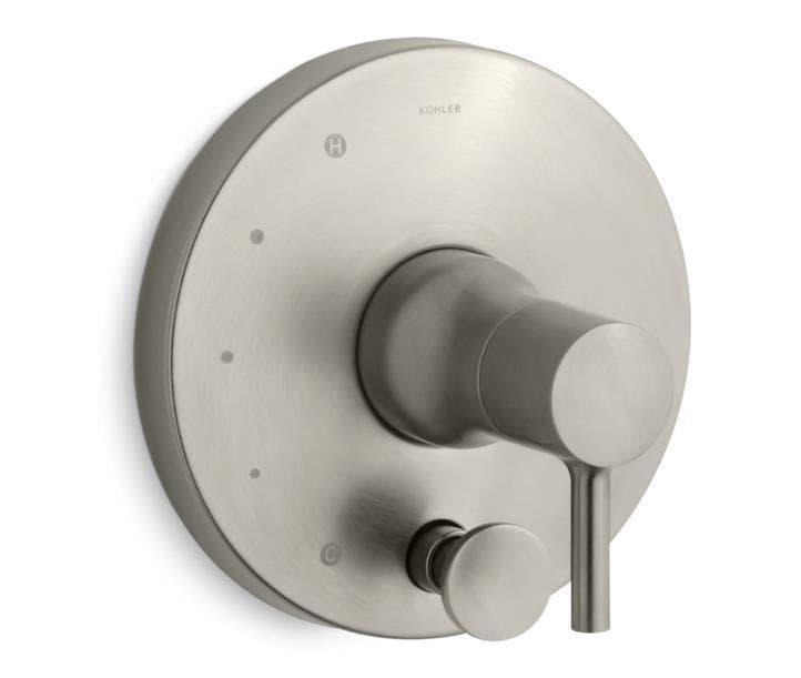 Kohler - Toobi� Single Handle Shower Valve Trim With Push-Button Diverter 151096681