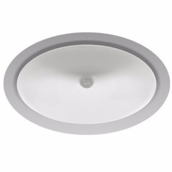 TOTO Dantesca Undercounter SanaGloss Type 150842831 Bathroom Sinks in Canada
