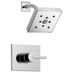 Delta Vero Monitor 14 Series H2Okinetic Shower Trim Only Type 150846691 Bathroom Faucets in Canada