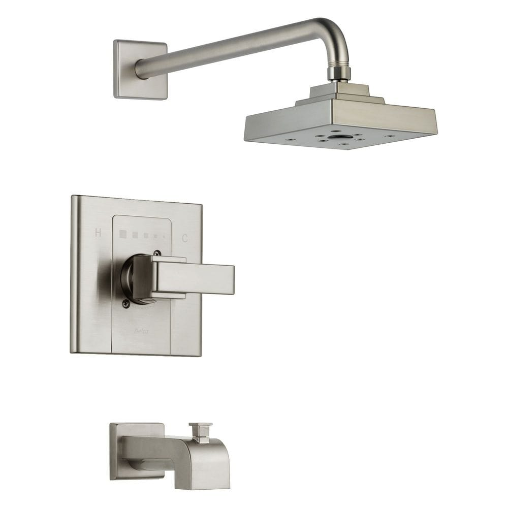 home bathroom bathroom faucets all products tub and shower faucet