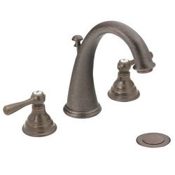 Moen Kingsley Double Handle High Arc Model 150776141 Bathroom Faucets