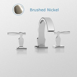 TOTO Aimes Widespread With Metal Pop Up Model 150778141 Bathroom Faucets
