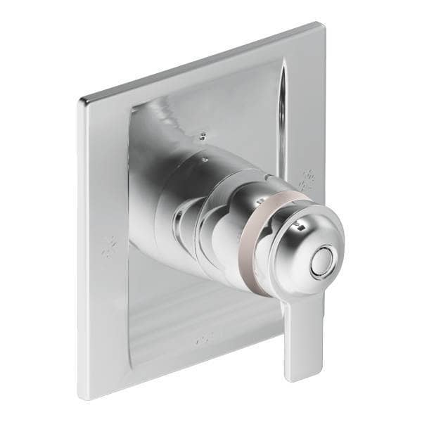 Moen 90 Degree Single Handle Thermostatic Valve Trim Only Without Valve Valve Trim Brushed
