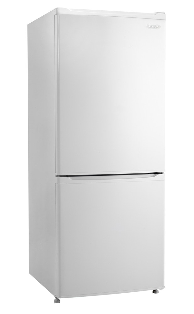 danby apartment size refrigerator bottom mount