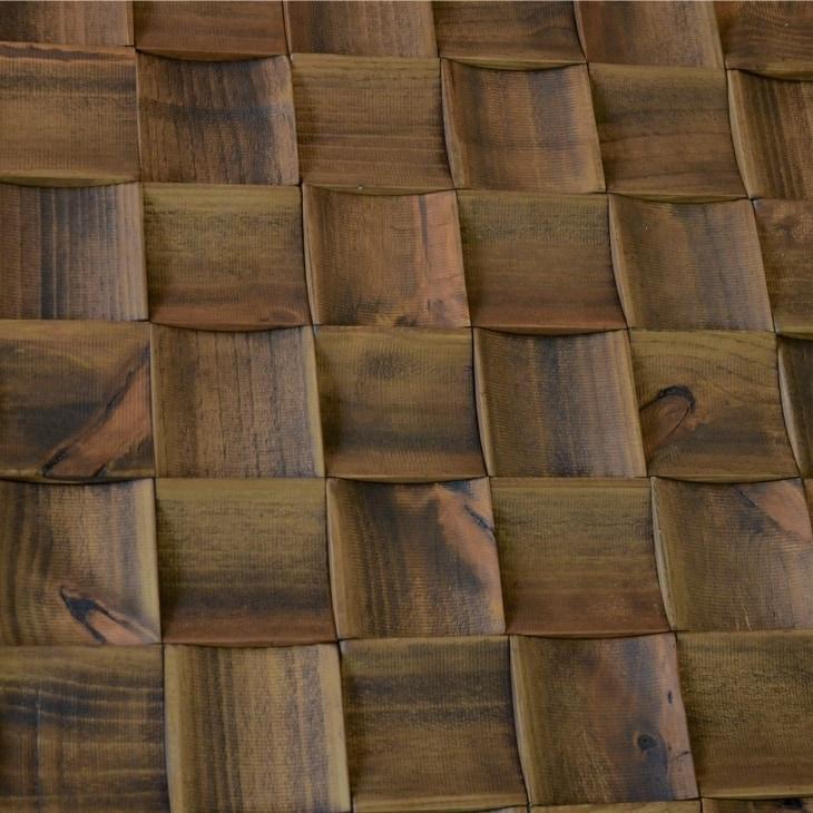 decopainel decorative wood panels telaio castanho wood. Black Bedroom Furniture Sets. Home Design Ideas