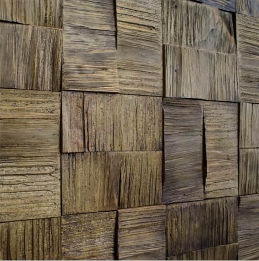 decopainel decorative wood panels lascado castanho wood. Black Bedroom Furniture Sets. Home Design Ideas