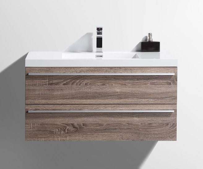 Golden Elite Cabinets Bathroom Vanities Sofia Wheat Collection Modern 40 Wall Hung Soft