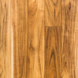 Golden Elite Flooring Exotic Engineered Acacia Handscraped Model 151724351 Engineered Hardwood Floors