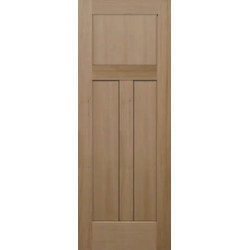 Viewpoint Doors VG Hemlock 3 Panel Mission Shaker Model 151388541 Interior Doors