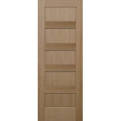 Viewpoint Doors VG Hemlock 5 Panel Shaker Model 151388391 Interior Doors