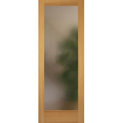 Viewpoint Doors American Red Oak 1 Lite Pinpoint Model 151478111 Interior Doors