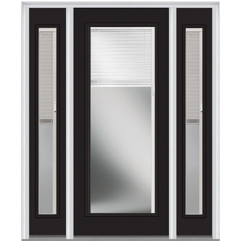 doorbuild internal mini blinds collection fiberglass