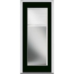 """Internal Mini Blinds Collection Door Build Steel Prehung Entry Door 36"""" x 80"""" Exterior Doors Type 150994931 in Canada"""