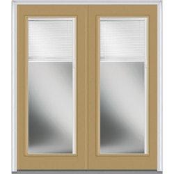 """Internal Mini Blinds Collection Door Build Fiberglass Smooth Entry Door 64"""" x 80"""" Exterior Doors Type 150975291 in Canada"""