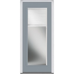 Door Build Internal Mini Blinds Steel Prehung Entry Door Type 150980691 Exterior Doors in Canada