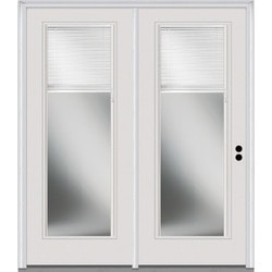 Door Build Internal Mini Blinds Steel Prehung Patio Door Type 150979041 Exterior Doors in Canada
