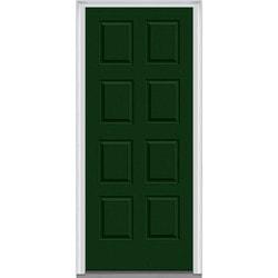 """Exterior Panel Collection Door Build Steel Prehung Entry Door 36"""" x 80"""" Exterior Doors Type 150680781 in Canada"""