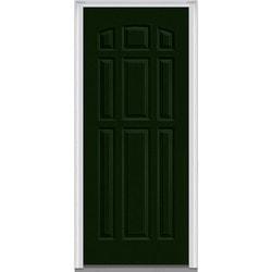 """Exterior Panel Collection Door Build Steel Prehung Entry Door 32"""" x 80"""" Exterior Doors Type 150682181 in Canada"""