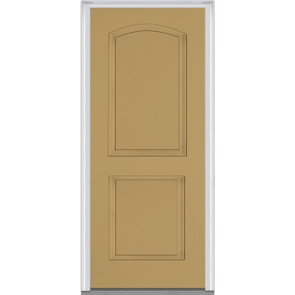 Doorbuild exterior panel collection fiberglass smooth for Prehung exterior door