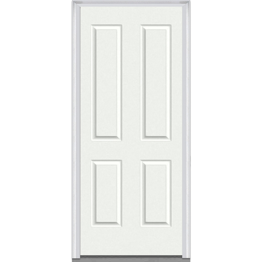 doors exterior doors all products graystone white 36 x80 4 pan