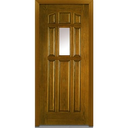 Door Build Classic Fiberglass Oak Prehung Entry Door Type 150443101 Exterior Doors In Canada