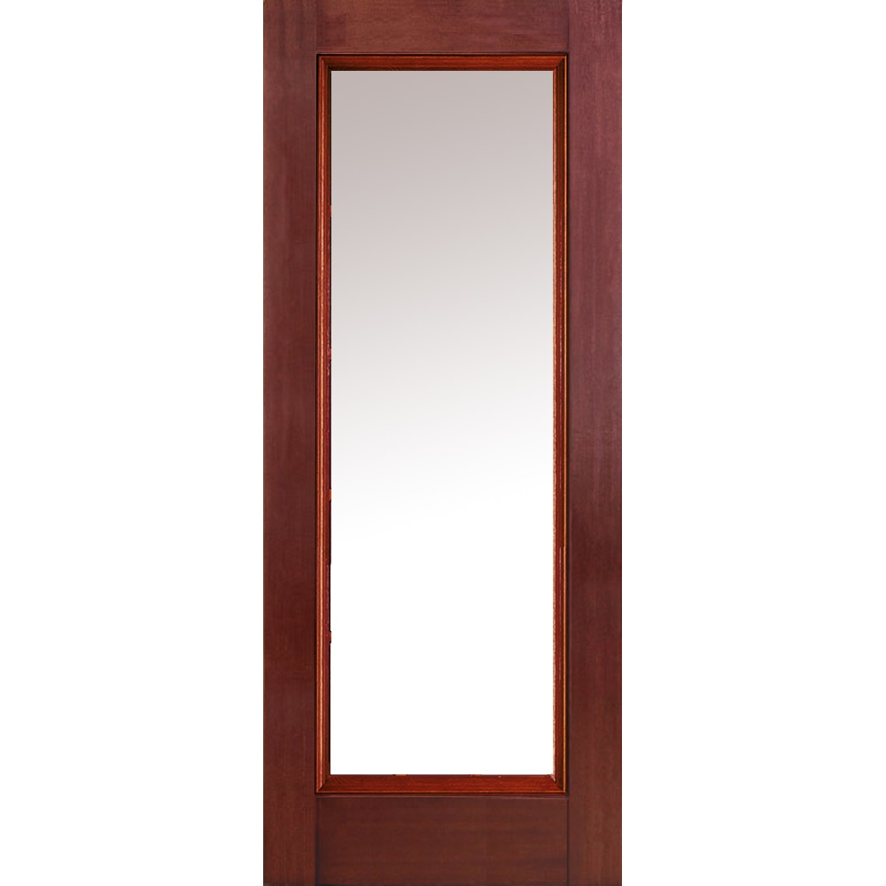 Exterior Doors Product : Doorbuild classic collection fiberglass mahogany prehung