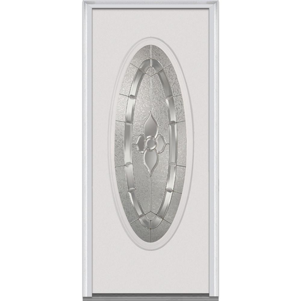 Exterior Fiberglass Door Full Glass : Doorbuild master nouveau glass collection fiberglass