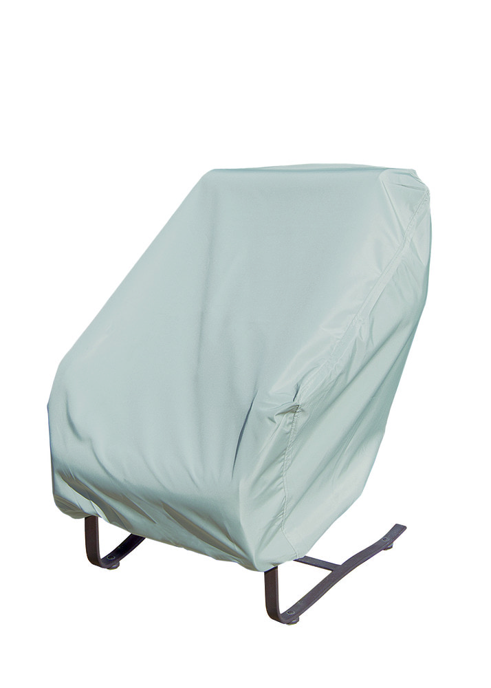 SimplyShade Outdoor Protective Covers Rocking Chair With Elastic