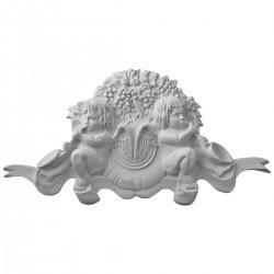 Ekena Millwork Polyurethane Onlays Model 150313041 Moldings & Millwork Onlays