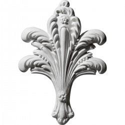 Ekena Millwork Polyurethane Onlays Type 150314881 Moldings & Millwork Onlays in Canada