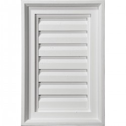 Ekena Millwork Gable Vents Type 150325951 Gable Vents in Canada