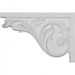 Ekena Millwork Polyurethane Onlays Model 150317711 Moldings & Millwork Onlays